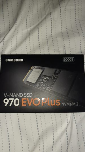 Samsung SSD for Sale in San Diego, CA