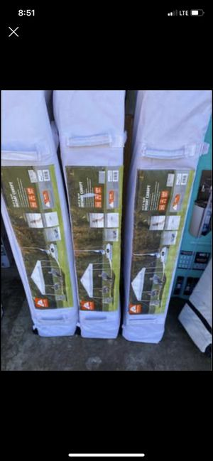 OZARK TRAIL INSTANT CANOPY 10X10 HEAVY DUTY for Sale in Compton, CA