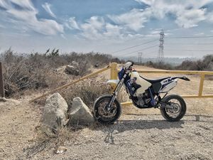YZ426F Supermoto street legal for Sale in Oceanside, CA