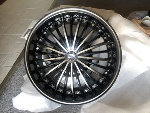 Brand new, never used, 1 18x7.5 2 Crave wheel no.13 for Sale in Springfield, PA