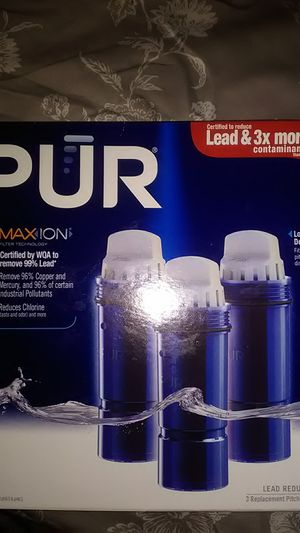 Pur replacement filters for Sale in Los Angeles, CA