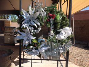 Christmas wreath for Sale in Mesa, AZ