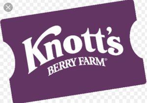 Knotts Berry Farm for Sale in Santa Maria, CA