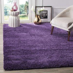 Safavieh Milan Shag Purple Rug for Sale in Portland, OR