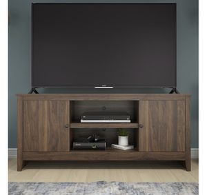 Stand for tv 65 inches 2 door media console for Sale in Chicago, IL
