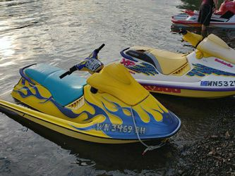 2 1995 seadoo XP wave runners for Sale in Vancouver,  WA