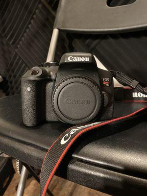 Canon Rebel T6i DSLR Camera for Sale in Big Bear, CA