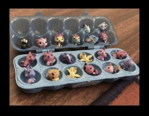 Hatchimals CollEGGtibles- bundle Egg Carton with 18 HATCHED animals Never used. Just opened for Sale in Homestead, FL