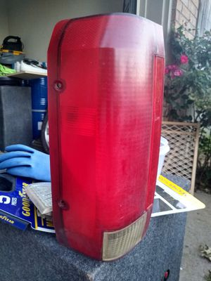 96 Obs f150Tail lights and quarter in the front for Sale in Fort Worth, TX