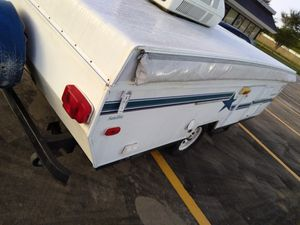 1994 starcraft satellite pop-up camper for Sale in Tomball, TX
