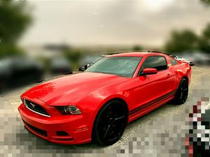 2014 FORD MUSTANG 2DR CPE V6 (122k miles) for Sale in San Antonio, TX