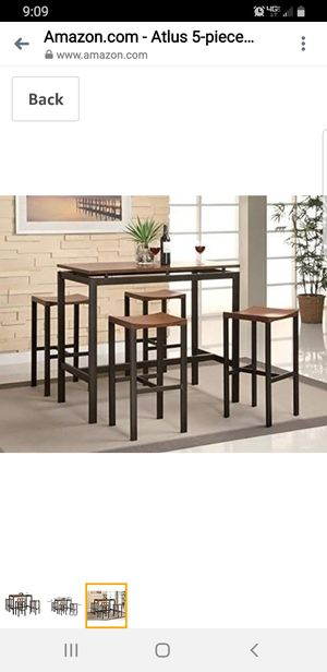 5 Piece Dining Set for Sale in Long Beach, CA