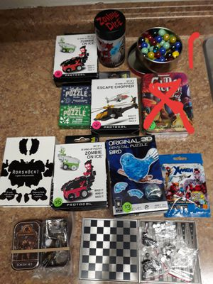 Games and Puzzles for Sale in Tucson, AZ