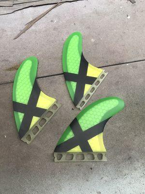 Brand new future fins for Sale in Huntington Beach, CA