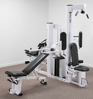 Vectra 3800 Home Gym Vectra 1850 leg/arm station for Sale in Rockville, MD