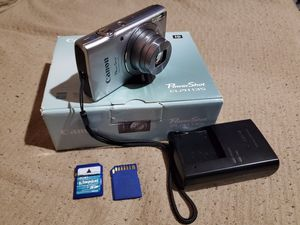 CANON PowerShot ELPH135 for Sale in East Providence, RI