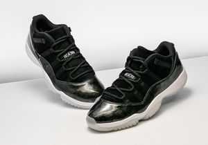 Nike Air Jordan XI 11 low barons sz 8 men's brand new year. Box never worn. Very limited for Sale in Seattle, WA