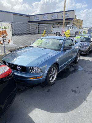 Blue Ford Mustang 🎊💯 for Sale in Chula Vista, CA