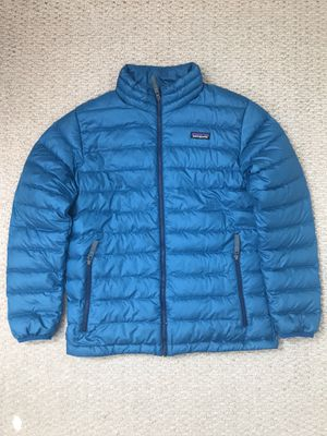 Patagonia puff jacket kids Size 14 for Sale in Winchester, CA