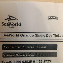 Sea World Tickets for Sale in Pompano Beach,  FL