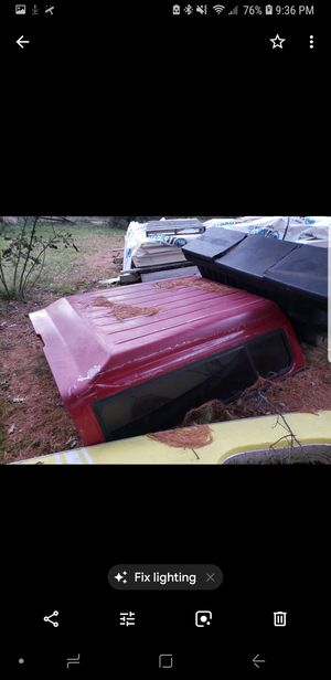 Truck top for Sale in Chase, MI