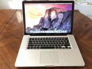 """MacBook Pro 15"""" i7 Quad-core Fully Loaded 4 Music Recording/Film/Editing Videos and more!! One Stop Shop Mac. for Sale in Torrance, CA"""
