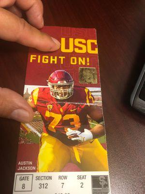USC vs UCLA Football for Sale in Gardena, CA