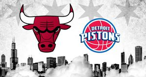 Chicago Bulls Vs Detroit Pistons 11/20/19 two tickets for Sale in Glendale Heights, IL