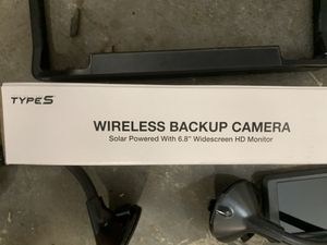 Back up camera for Sale in Rancho Cucamonga, CA