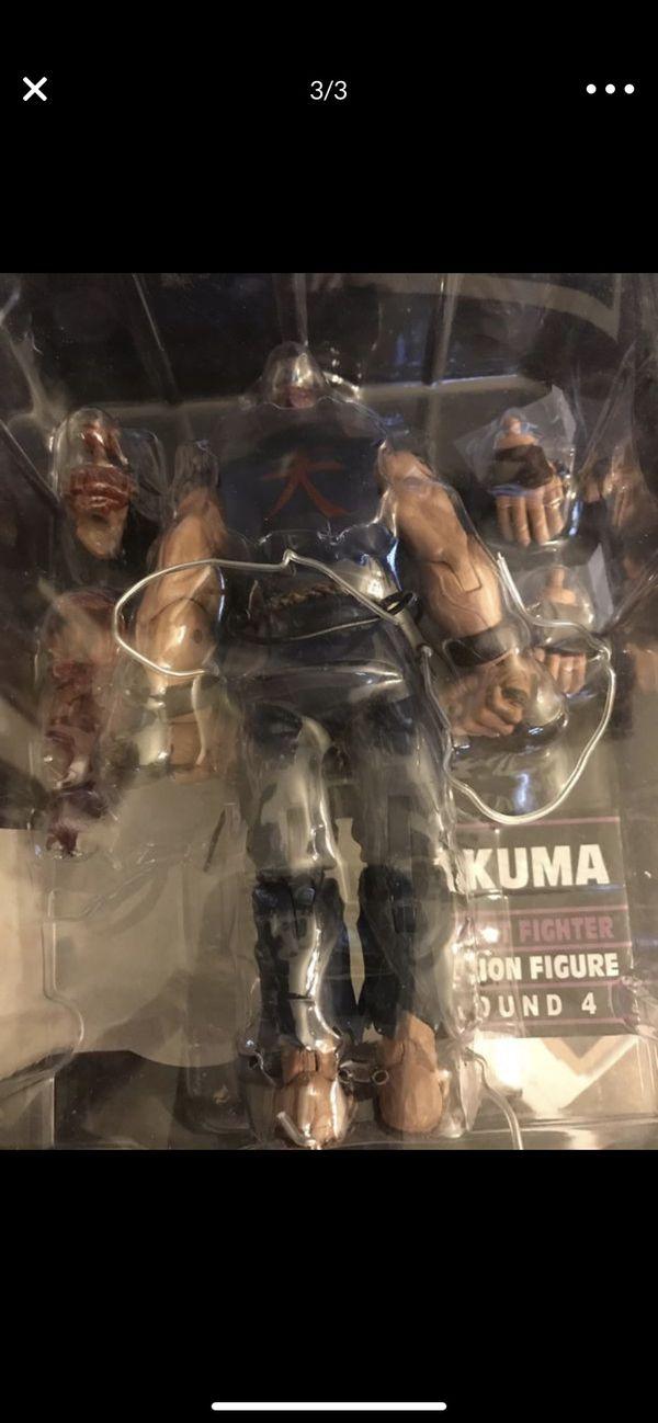 Street Fighter Akuma SOTA Brand
