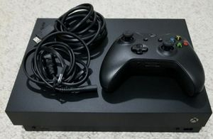 Xbox One X 1TB Console Controller XB 1 System for Sale in Denver, CO