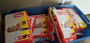 Huggies diapers size 1 for Sale in Marietta, GA