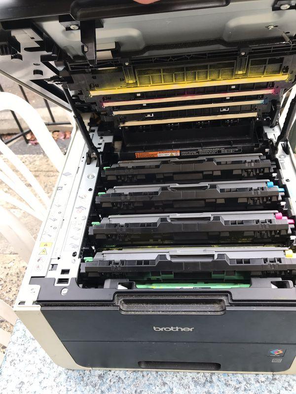 Brother HL-3140CW Color LED Printer - Duplex