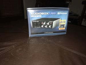 Audio USB Box for Sale in Charlotte, NC