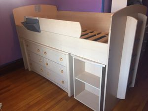 Twin bed set, lofted for Sale in Red Wing, MN