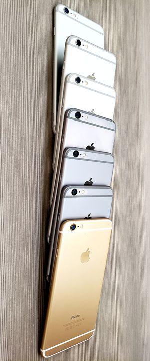 iPhone 6 plus unlocked for Sale in Seattle, WA