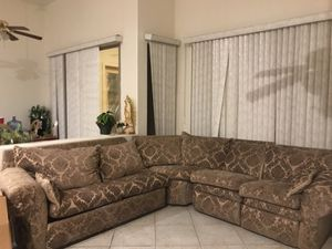 Sectional queen couch for Sale in Phoenix, AZ