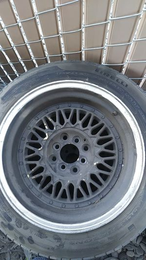 4 lug bbs rep for Sale in Sanger, CA