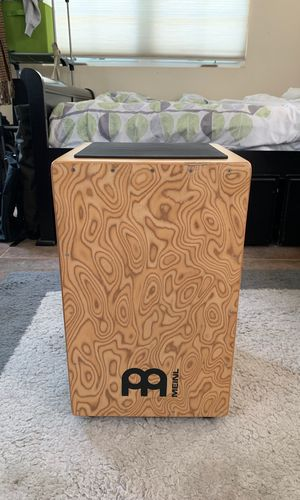 Meinl Cajon w/ carrying case for Sale in Poway, CA