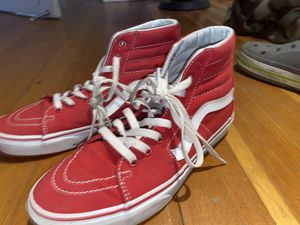 High top vans (NEED TO GO) for Sale in Tacoma, WA