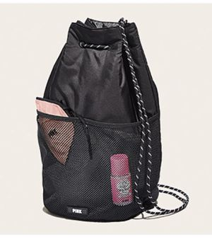PINK drawstring backpack for Sale in Chino Hills, CA