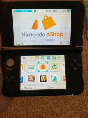 Nintendo 3ds XL 1 game for Sale in Santee, CA