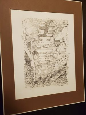 Vintage drawing for Sale in Denver, CO