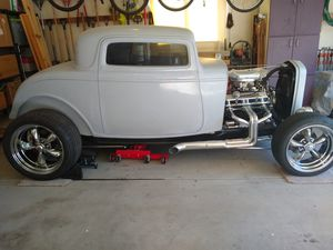 1932 Ford 3 Window Coupe Project for Sale in Heber, AZ
