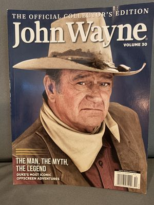 John Wayne paperback book for Sale in Blythewood, SC