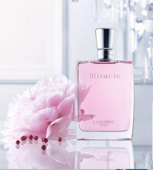Lancôme Miracle Eau De Parfum, 1.7 fl oz 2pcs giftset for Her Perfume/Cologne/Fragrance for Sale in Irving, TX