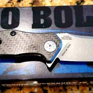 Zero Tolerance Unused/never sharpened for Sale in Cedar Park, TX