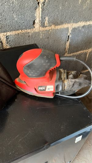 Power sander with duster filter for Sale in Denver, CO