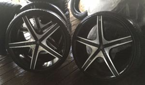 RIMS AND TIRES! BEAUTIFUL !!!!!!!!!!!! for Sale in Naples, FL