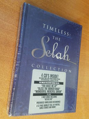 Timeless: The Selah 4 CD Box Set Christian Gospel Pop Music Collection for Sale in Tampa, FL